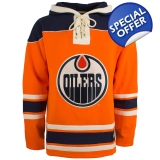Edmonton Oilers Royal 47 Brand Lace Up..