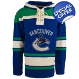 Vancouver Canucks Vintage Old Time Hoc..