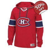 Kids Montreal Canadiens Red Jersey Pul..
