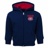 Infant Montreal Canadiens Navy Zipper ..