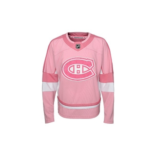 Youth Girls NHL Montreal Canadiens Pin..