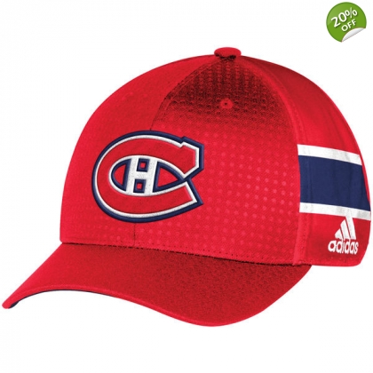 Montreal Canadiens 2017 NHL Draft Structured Cap Adidas