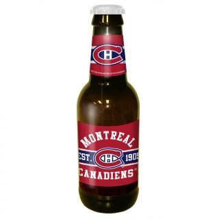 Montreal Canadiens Beer Bottle Coin Bank
