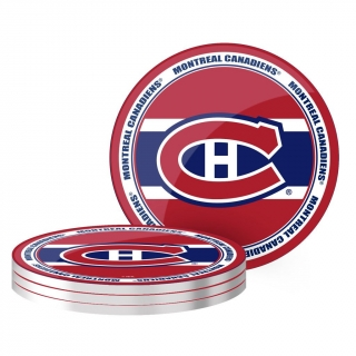 Montreal Canadiens Coaster Set 4 pack