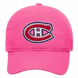 Youth Girls Montreal Canadiens Logo NH..