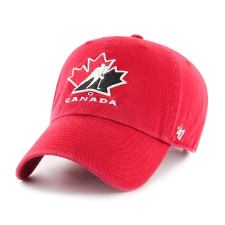 Team Canada Hockey IIHF Red Clean Up C..