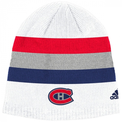 NHL 100 Classic Beanie Touque Montreal Canadiens Adidas