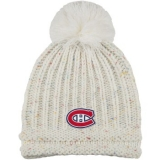 Women's Montreal Canadiens Beanie with..