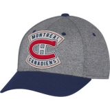 Montreal Canadiens Grey Structured Fle..