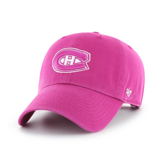 Women's Montreal Canadiens Orchid Clea..
