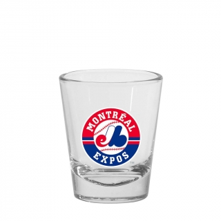 Montreal Expos MLB  2 oz Shot Glass
