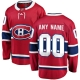 Montreal Canadiens Fanatics Red Pr..