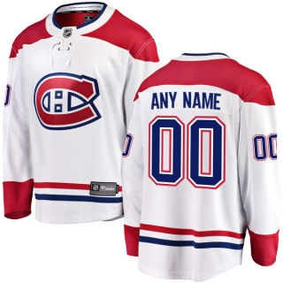 Montreal Canadiens Fanatics Branded Aw..