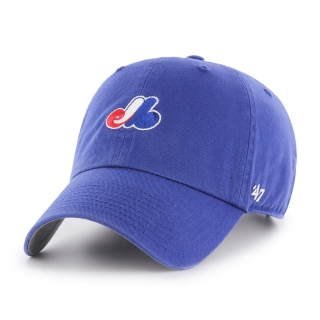 Montreal Expos Base Runner Clean Up Ca..