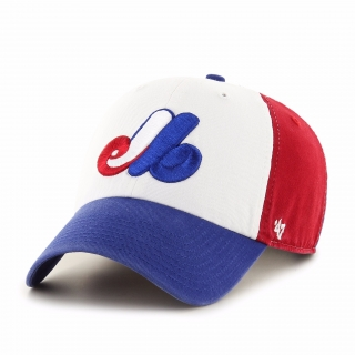 Montreal Expos Clean Up..