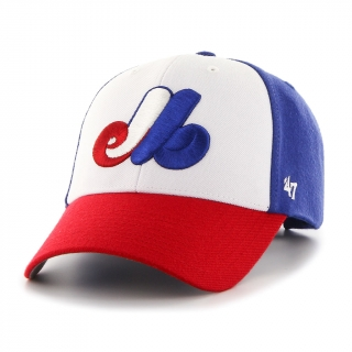 Infant Montreal Expos Tri-Color MVP Ha..