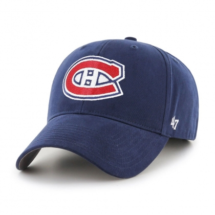Toddler Montreal Canadiens Basic 47 MVP Cap
