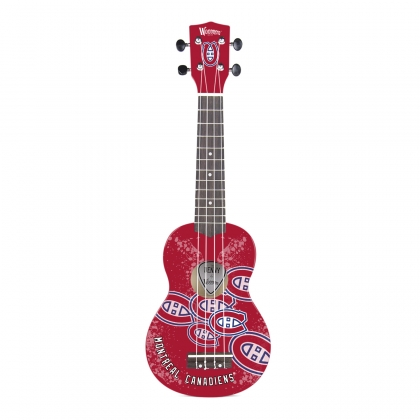 Montreal Canadiens Soprano Ukulele The Denny