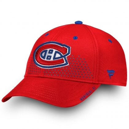 Montreal Canadiens 2018 NHL Draft Hat Fanatics Authentic Pro