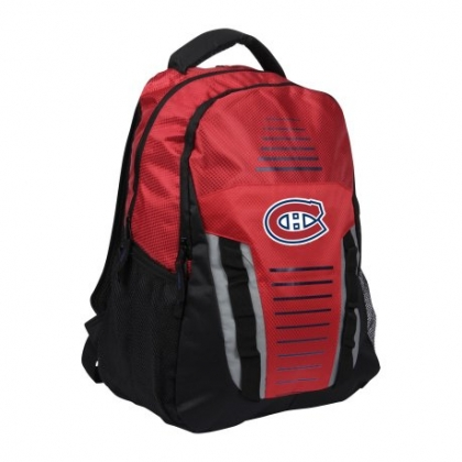 Montreal Canadiens Stripe Franchise Backpack