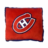 Montreal Canadiens Contrast Trim Pillow