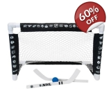 NHL Miniature Goal Net Set