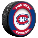 Montreal Canadiens Retro Souvenir Puck