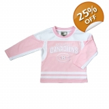 Girls Montreal Canadiens Pink MightyMa..