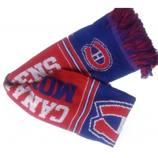 Montreal Canadiens Red Scarf