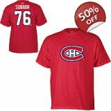 Youth Montreal Canadiens P.K Subban 76..