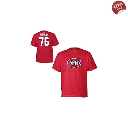 Youth Montreal Canadiens P.K Subban 76 T-shirt