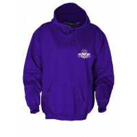 {Junior} Purple Hoodie