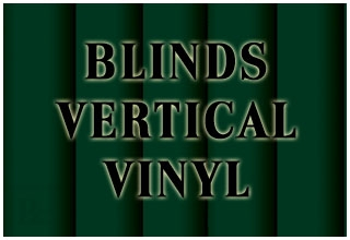 BLINDS VERTICAL VINYL
