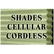 SHADES CELLULAR CORDLESS