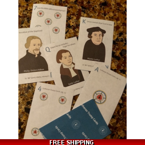 Printable Deck - Luther..