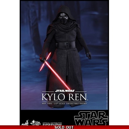 Hot Toys Star Wars: The Force Awakens - 1/6th scale Kylo Ren Collectible Figure