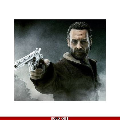 AMC's The Walking Dead - Rick Grimes 1/6 Collectable Figure