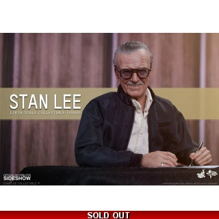 Hot Toys 1/6th scale Stan Lee Collecti..