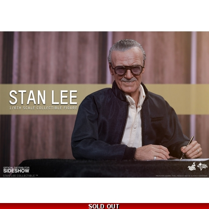 Hot Toys 1/6th scale Stan Lee Collectible Figure