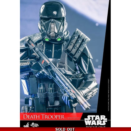 Hot Toys - Rogue One: A Star Wars Story - 1/6th scale Death Trooper Specialist Collectible Figure