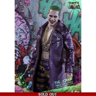Suicide Squad - 1/6th scale The Joker ..