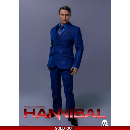 Hannibal – Dr. Hannibal Lecter 1/6th Scale Collectible Figure