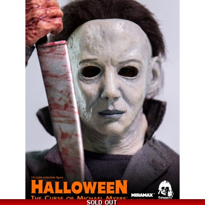 Threezero: Halloween 6 - The Curse of Michael Myers