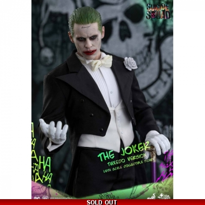 Hot Toys Suicide Squad - 1/6th scale The Joker Tuxedo Version Collectible Figure