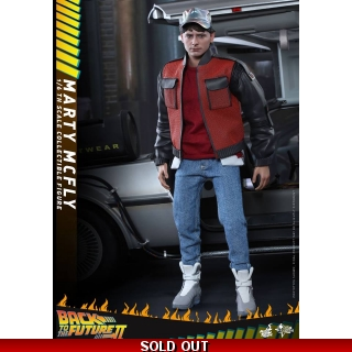 Back to The Future Part II 1/6th scale..