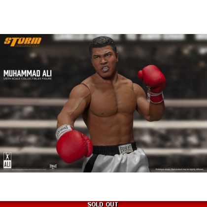 Storm Collectables MUHAMMAD ALI™ - THE GREATEST 1:6th Scale Collectible Figure