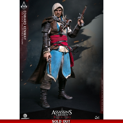 Damtoys Assassin's Creed IV:Black Flag 1/6th scale Edward Kenway Collectible Figure