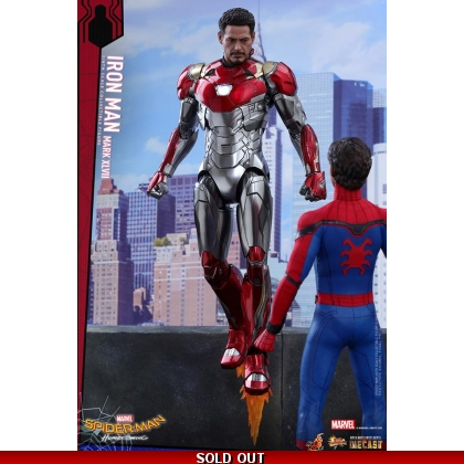 Hot Toys Spider-Man: Homecoming 1/6th scale Mark XLVII Collectible Figure