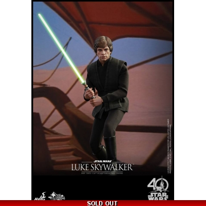 Hot Toys Star Wars: Return of the Jedi 1/6th scale Luke Skywalker Collectible Figure