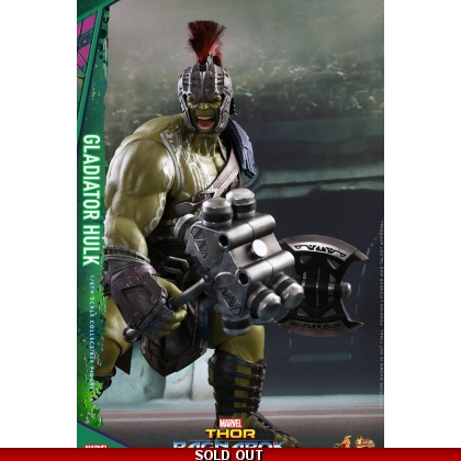 Hot Toys Thor : Ragnarok 1/6th scale Gladiator Hulk Collectible Figure